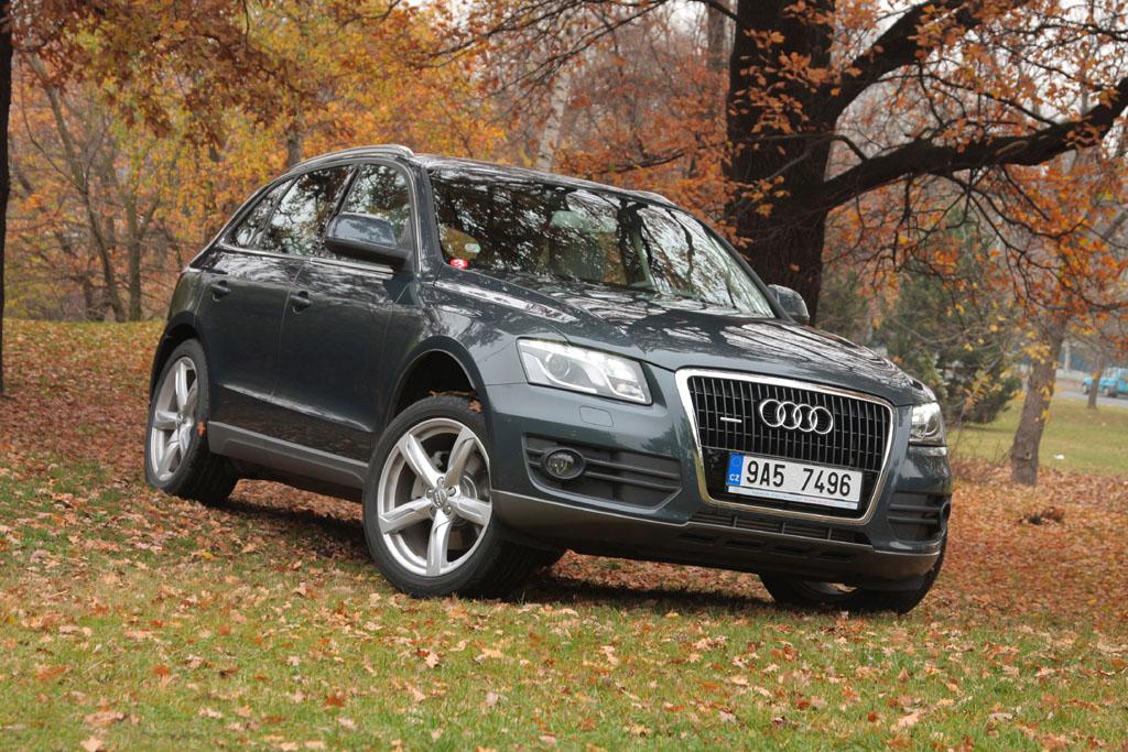 Automobily Audi Q5 3.0 TDI quattro