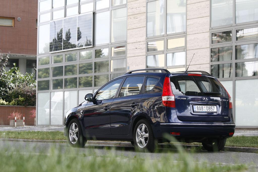 Automobily Hyundai i30cw 1.6 CRDi Style