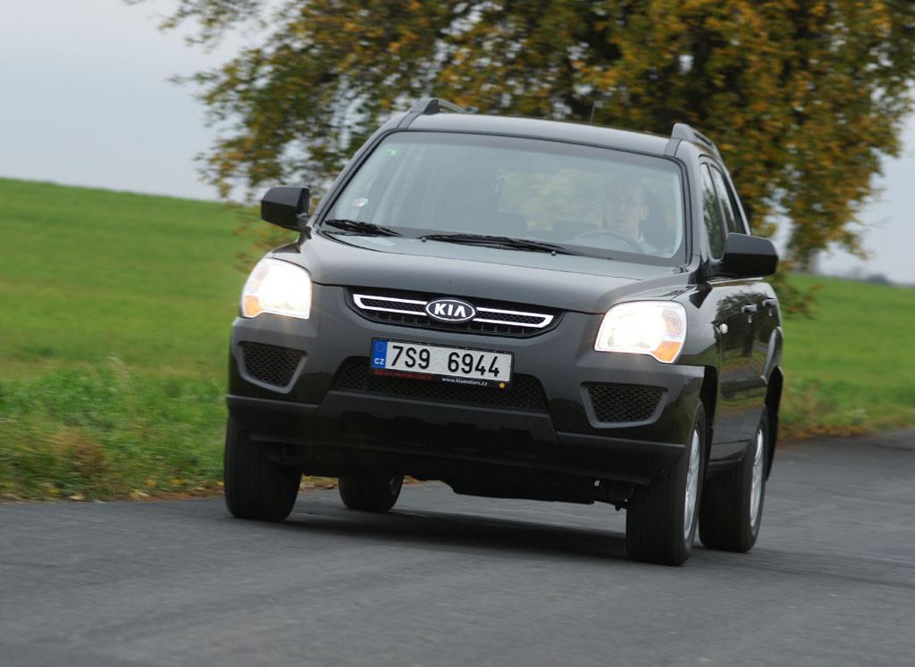 Automobily Kia Sportage 2.0i Active