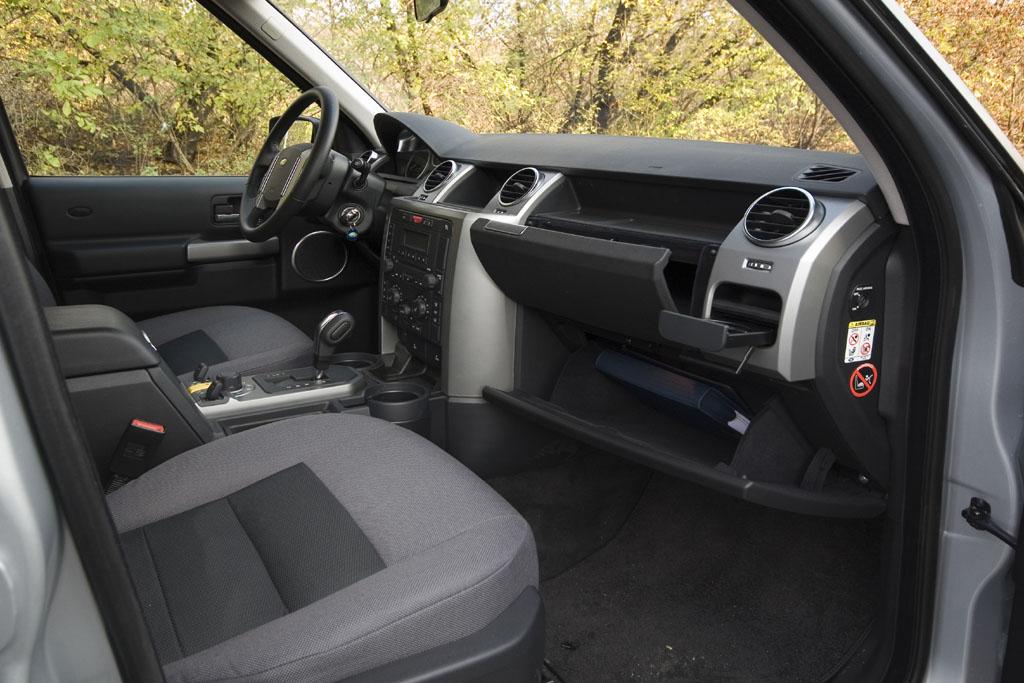 Automobily Land Rover Discovery TDV6