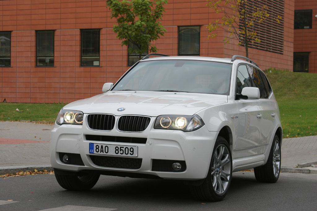 Automobily BMW X3 2.0d