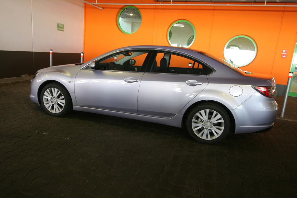 Automobily Mazda 6 sedan 2.0 MZR-CD TE Plus
