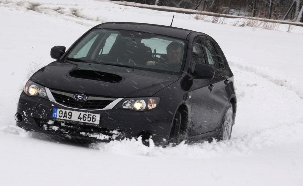 Automobily Subaru Impreza 2.0D Active