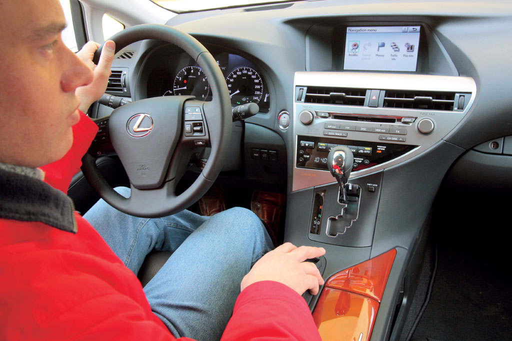 Automobily Lexus RX 350 Premium