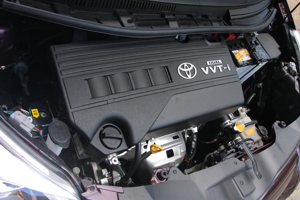Automobily Toyota Urban Cruiser 1.33 Dual VVT-i Terra