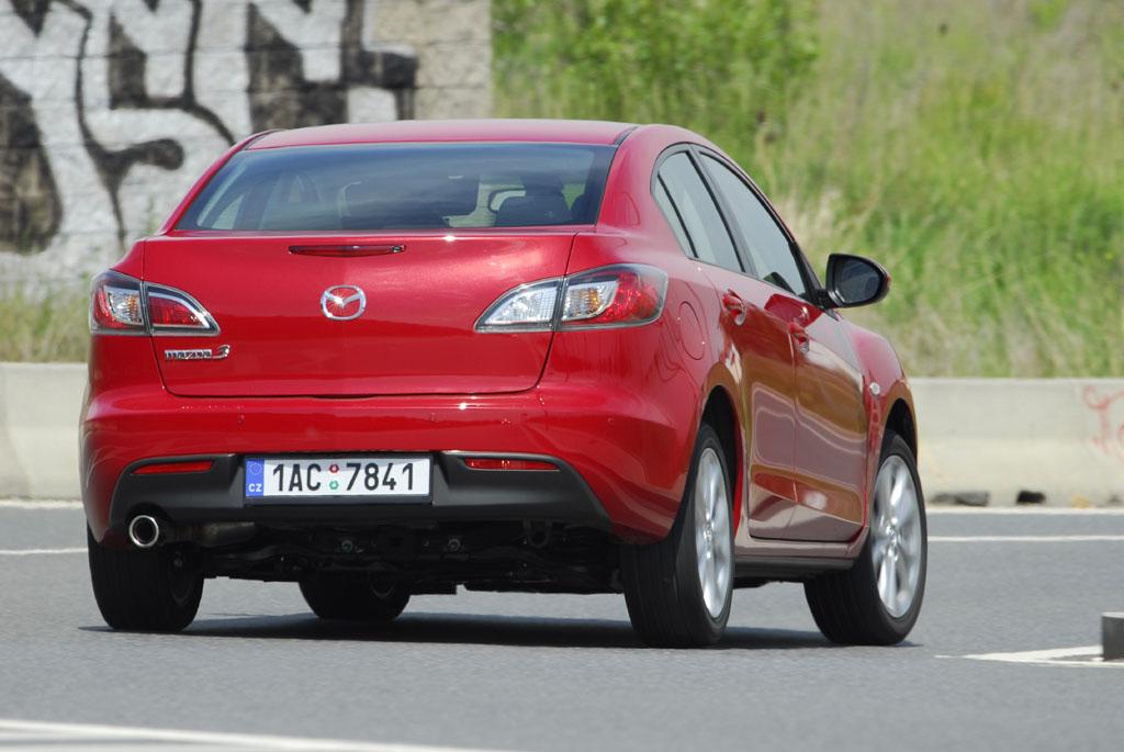 Automobily Mazda 3 sedan 2.2 MZR-CD TX Plus