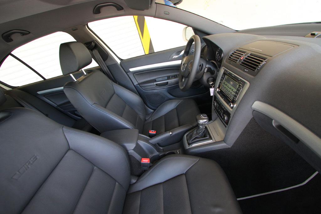 Automobily Škoda Octavia RS 2.0 TDI DSG