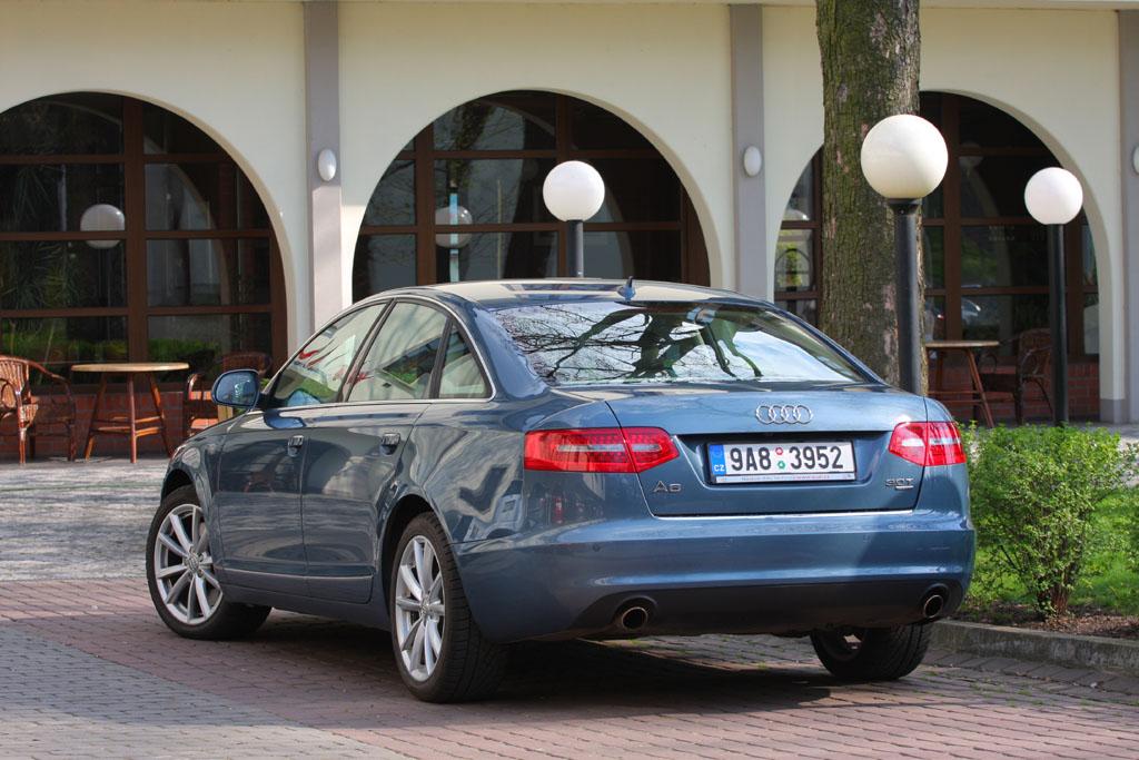 Automobily Audi A6 3.0 T quattro
