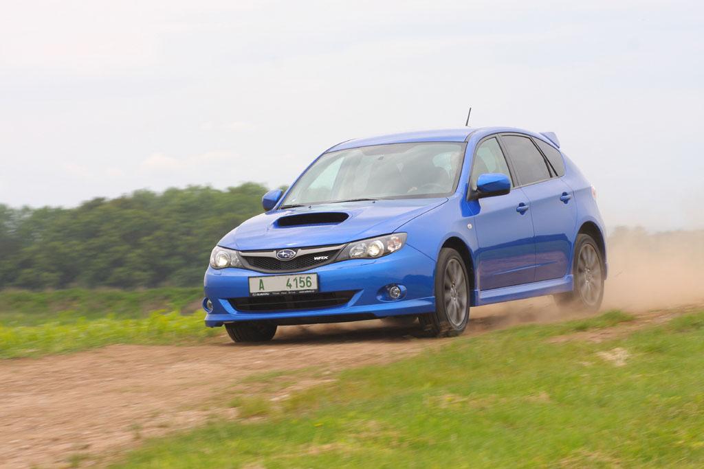 Automobily Subaru Impreza WRX