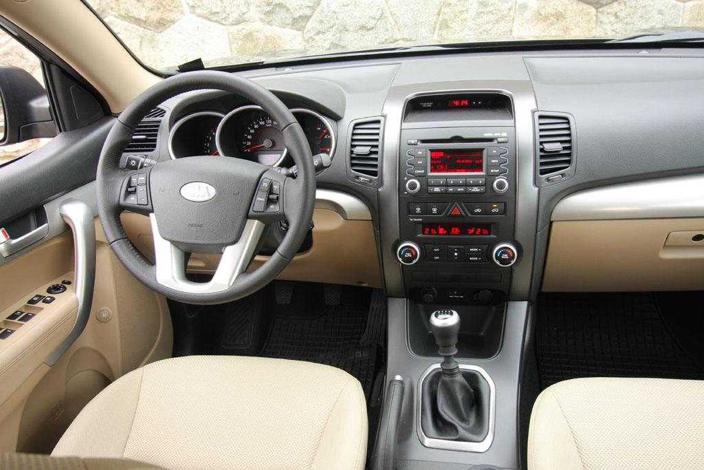 Automobily Kia Sorento 2.2 CRDi