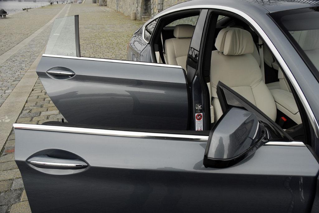 Automobily BMW 530d Gran Turismo