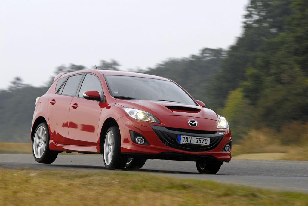 Automobily Mazda 3 MPS
