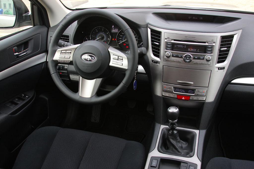 Automobily Subaru Outback 2.0D