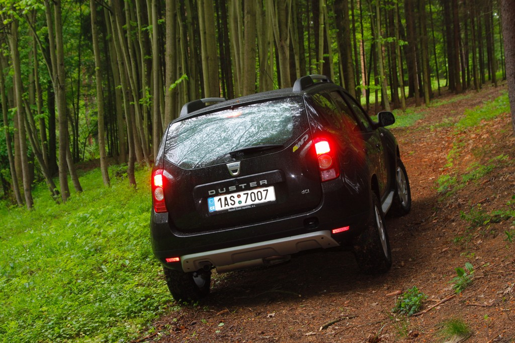 Automobily Dacia Duster 1.5 dCi 4x4