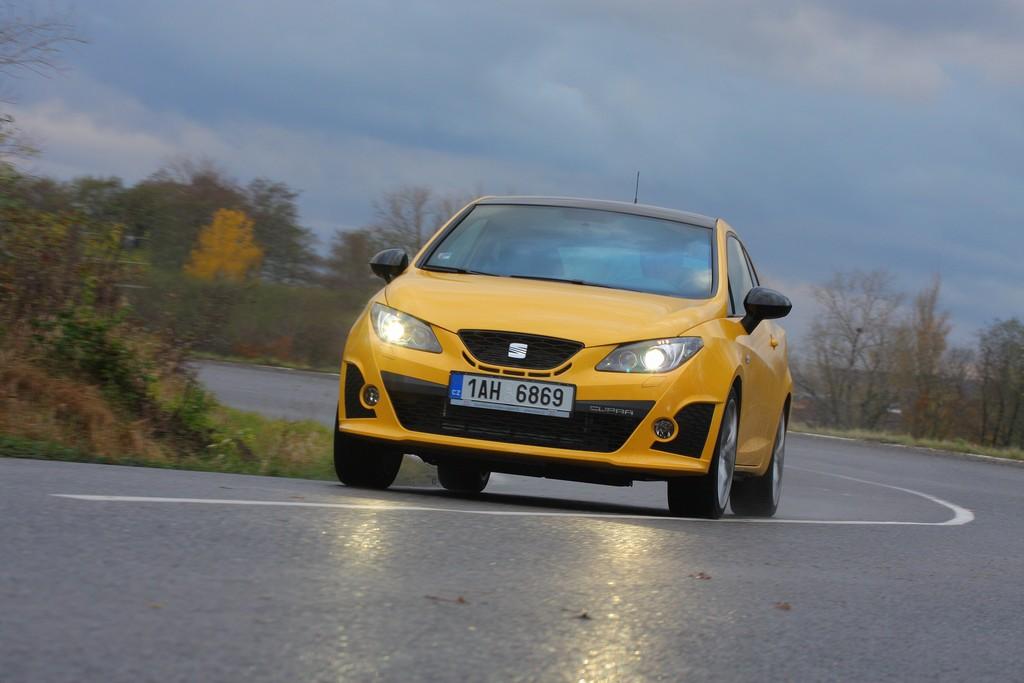 Automobily Seat Ibiza Cupra 1.4 TSI