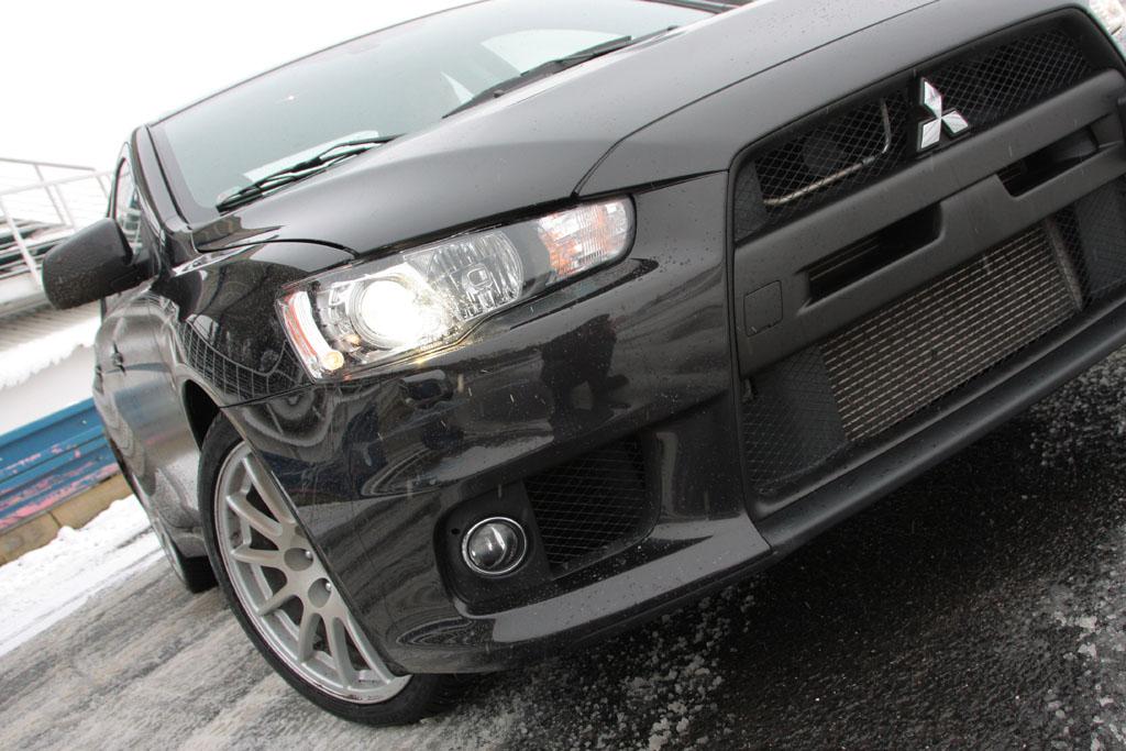 Automobily Mitsubishi Lancer vs. Subaru Impreza