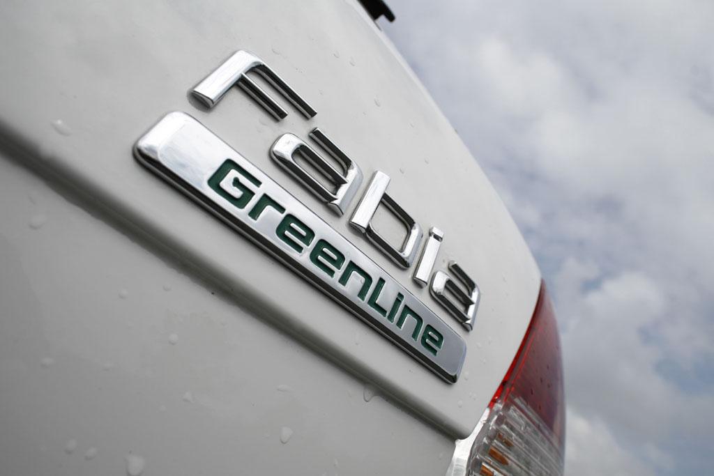 Automobily Škoda Fabia 1.4 TDI GreenLine
