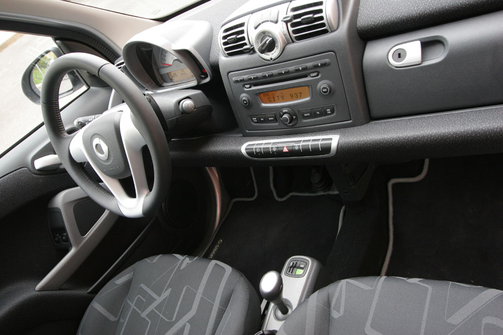 Automobily Smart Fortwo MHD Passion