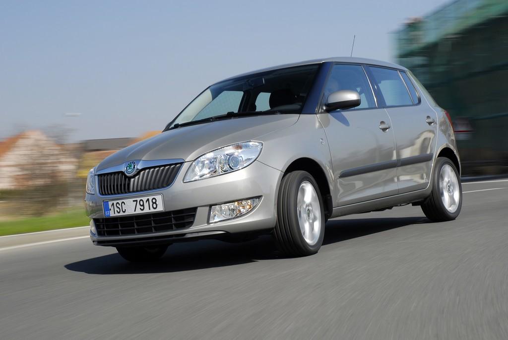 Automobily Škoda Fabia 1.2 TSI