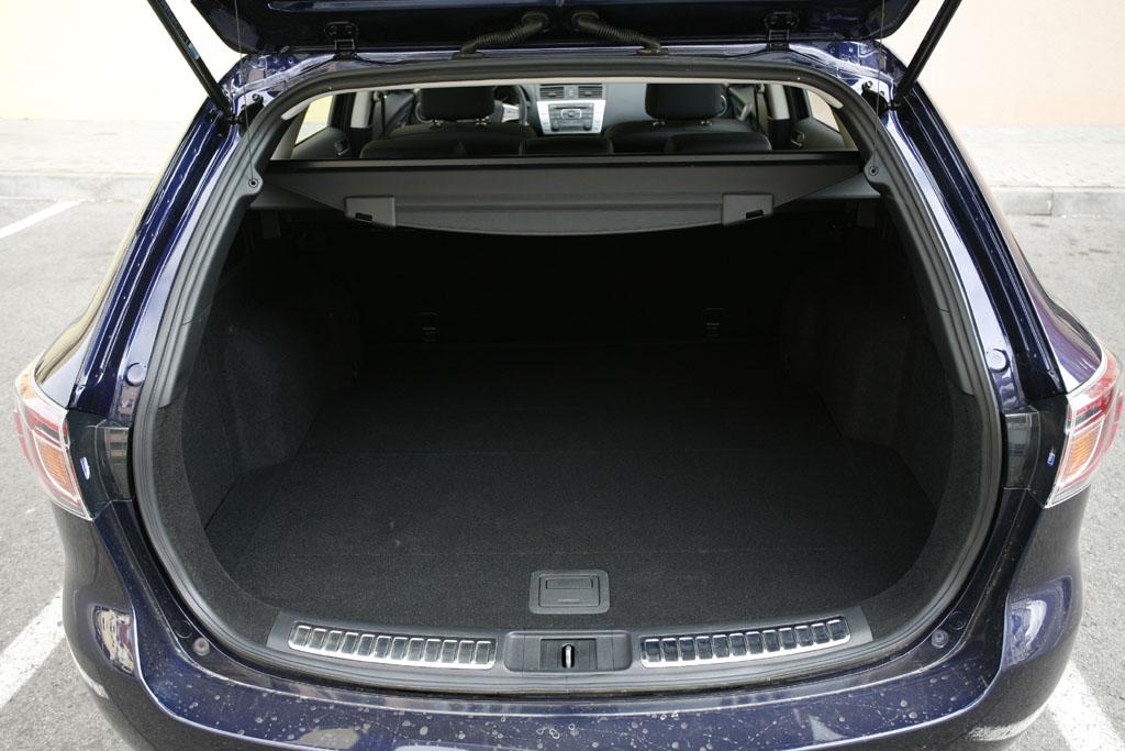 Automobily Mazda 6 Wagon 2.0 MZR