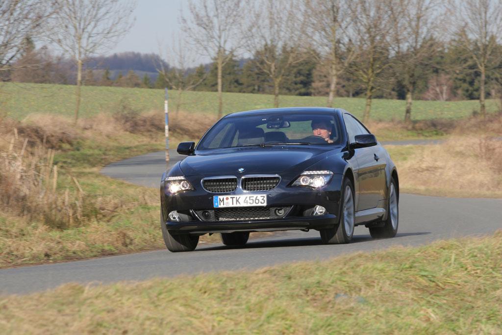 Automobily BMW 635d