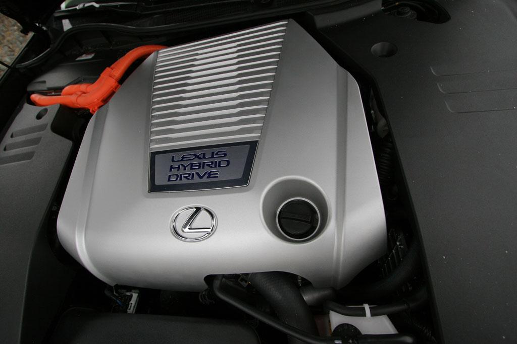 Automobily Lexus GS 450h