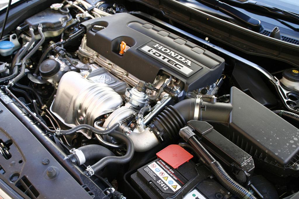 Automobily Honda Accord 2.2 i-DTEC