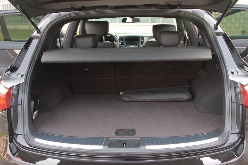 Automobily Infiniti FX37 S Premium