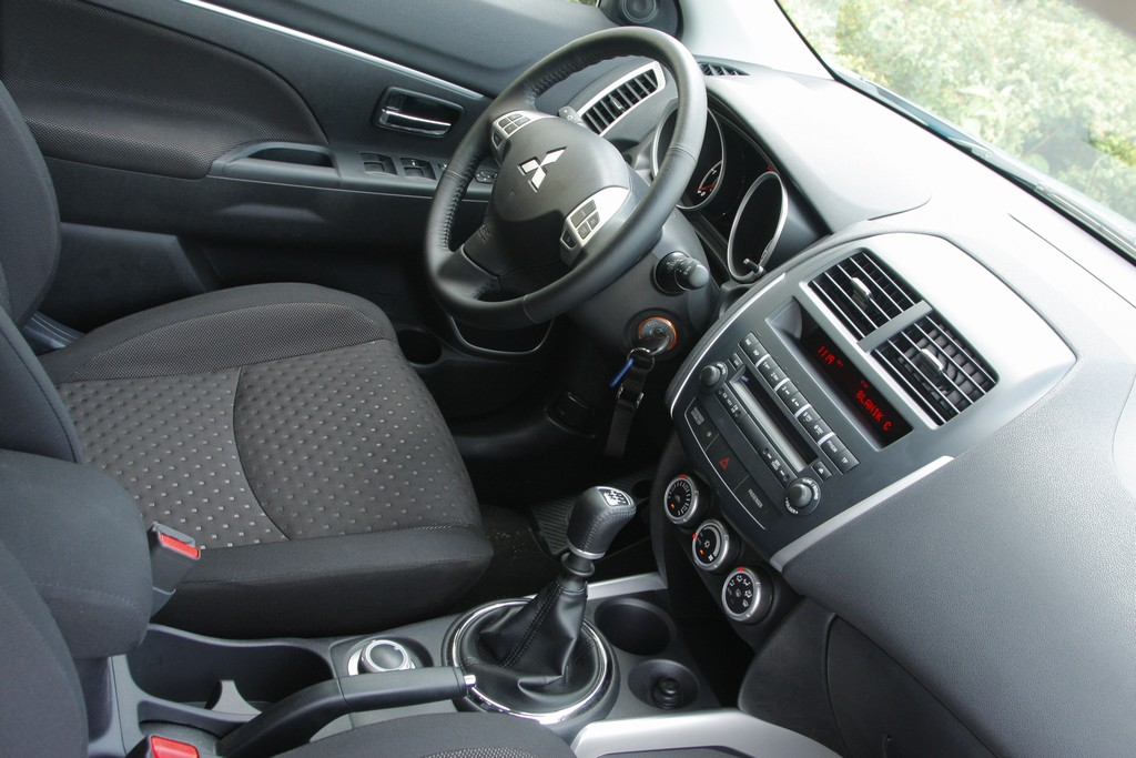 Automobily Mitsubishi ASX 1.8 DI-D 4WD