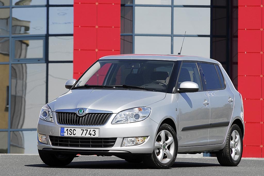 Automobily Škoda Fabia 1.2 HTP