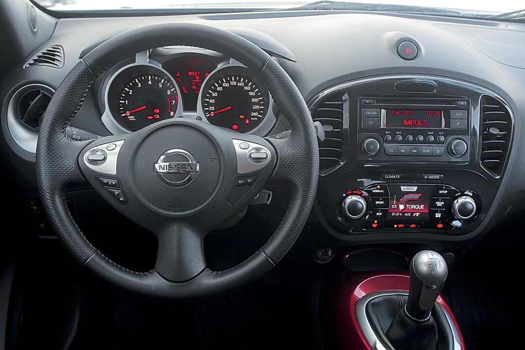 Automobily Nissan Juke 1.6 Acenta