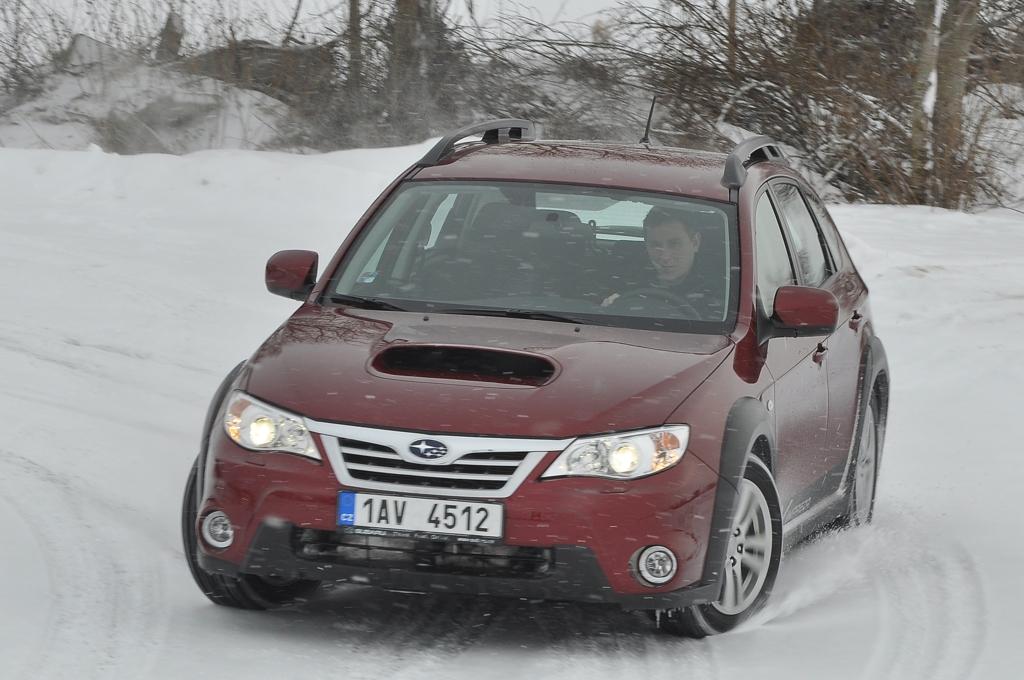 Automobily Subaru Impreza XV 2.0 D
