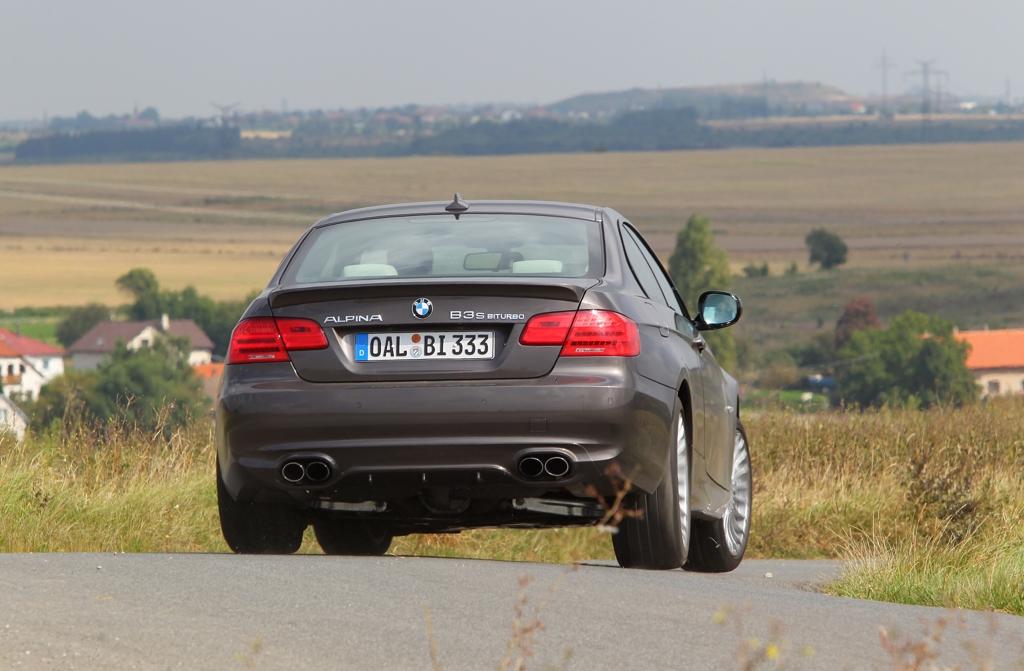 Automobily BMW Alpina B3 S Bi-Turbo Coupé