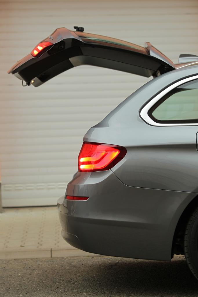 Automobily BMW 530d Touring
