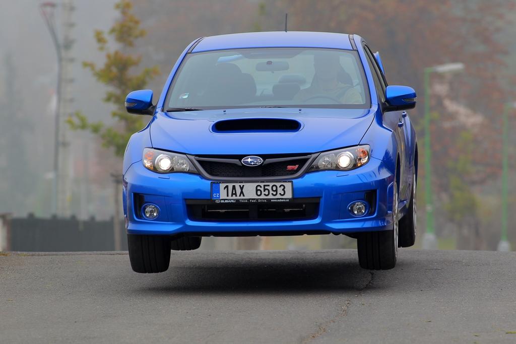 Automobily Subaru 2.5 WRX STI Sedan