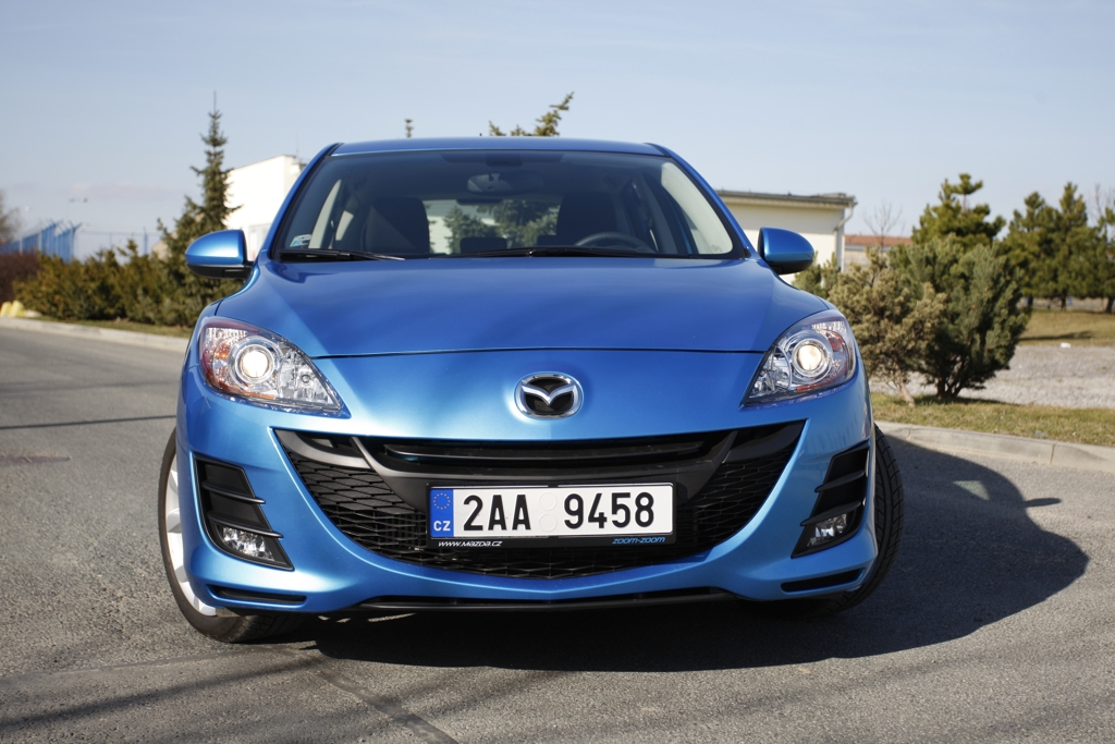 Automobily Mazda 3 1.6 MZ-CD