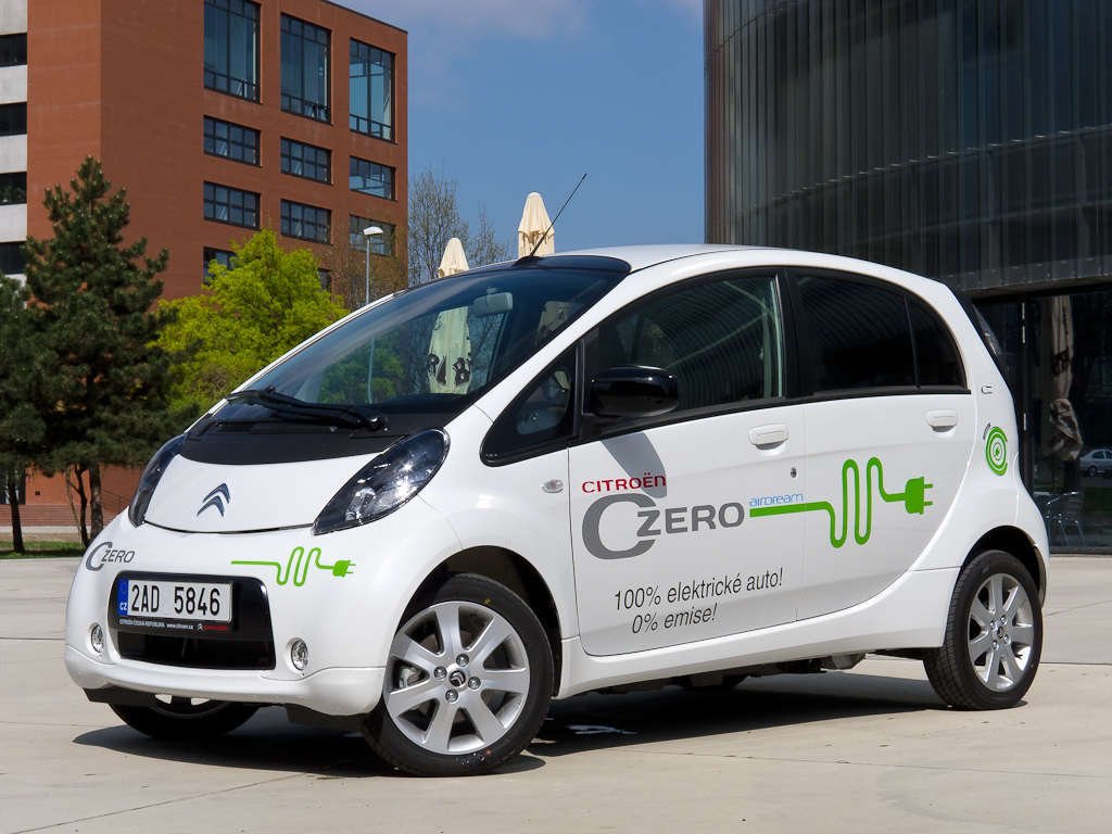 Automobily Citroën C-Zero