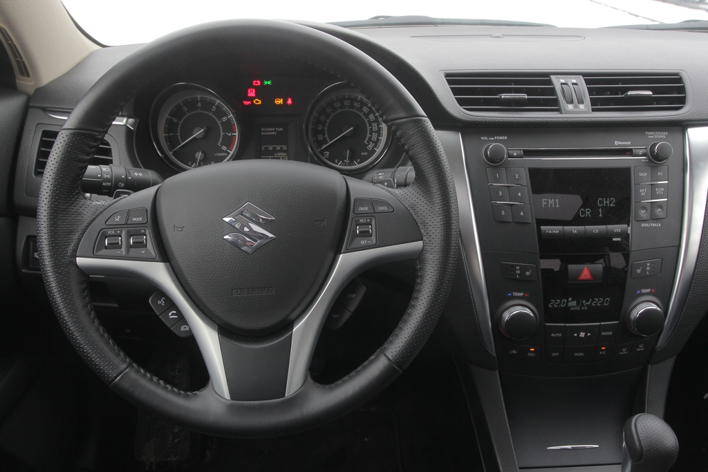 Automobily Suzuki Kizashi 2.4 VVT CVT 4WD