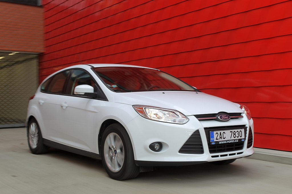 Automobily Ford Focus 1.6 TDCI Trend