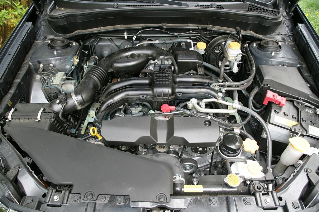 Automobily Subaru Forester 2.0 XS Comfort