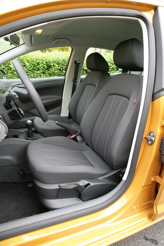 Automobily Seat Ibiza 1.4 Copa