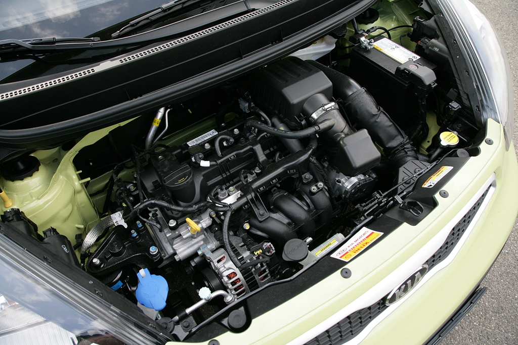 Automobily Kia Picanto 1.0 Comfort