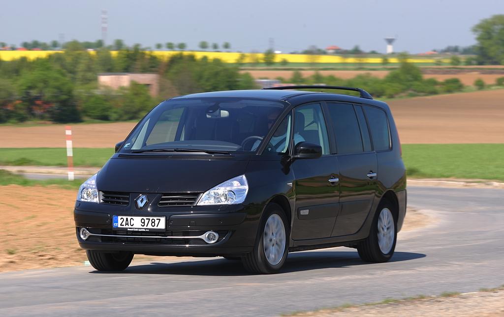 Automobily Renault Espace 2.0 dCi aut.