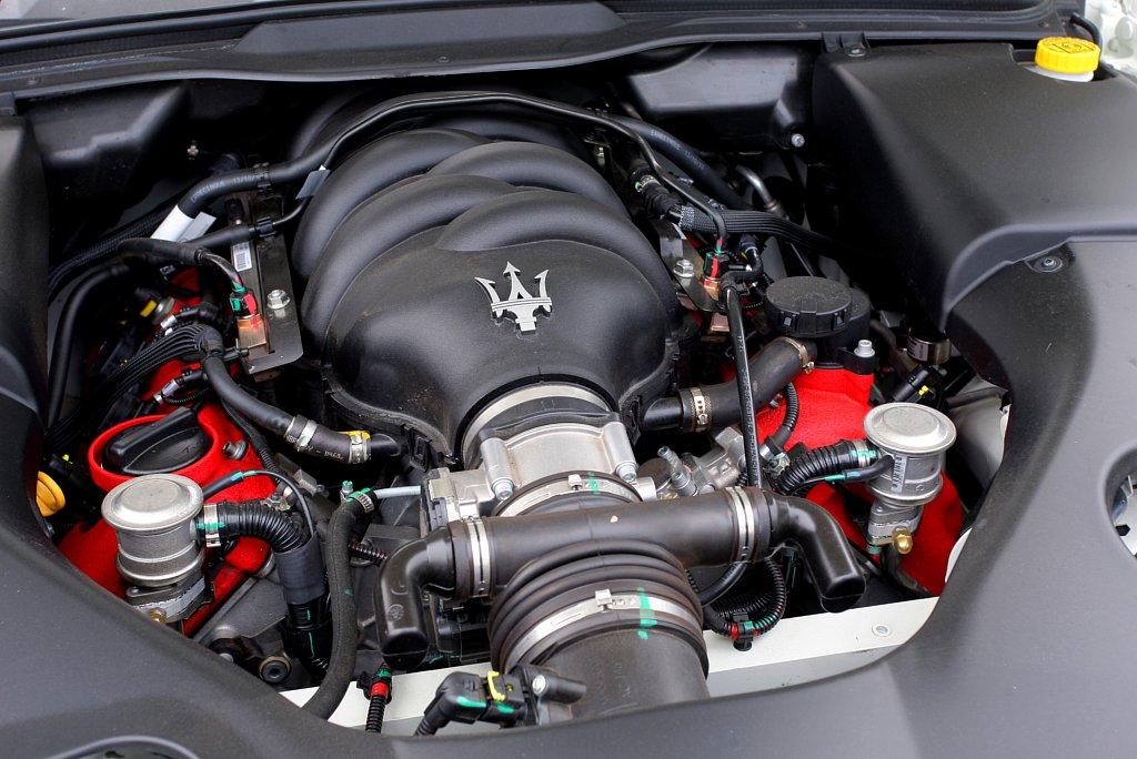 Automobily Maserati Gran Turismo MC Stradale