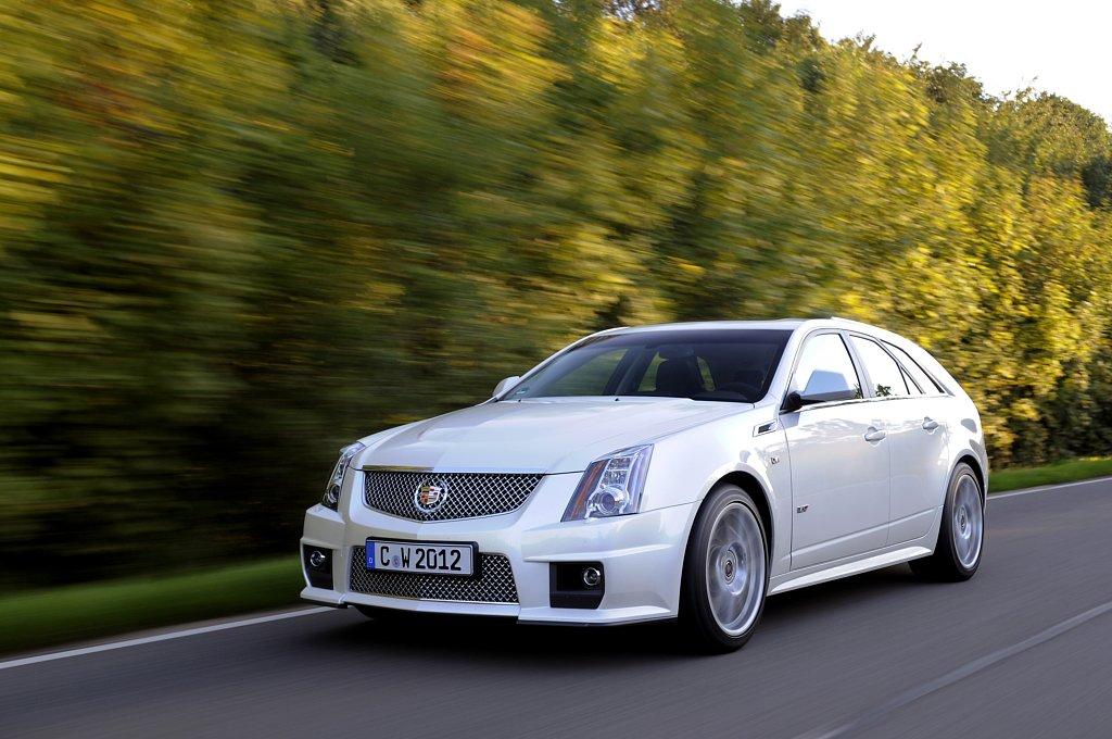 Automobily Cadillac CTS-V