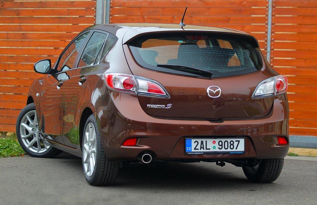 Automobily Mazda 3 1.6 MZ-CD TX