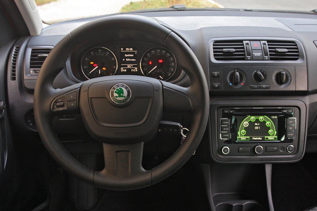 Automobily Škoda Roomster 1.2 TSI Green tec Ambition