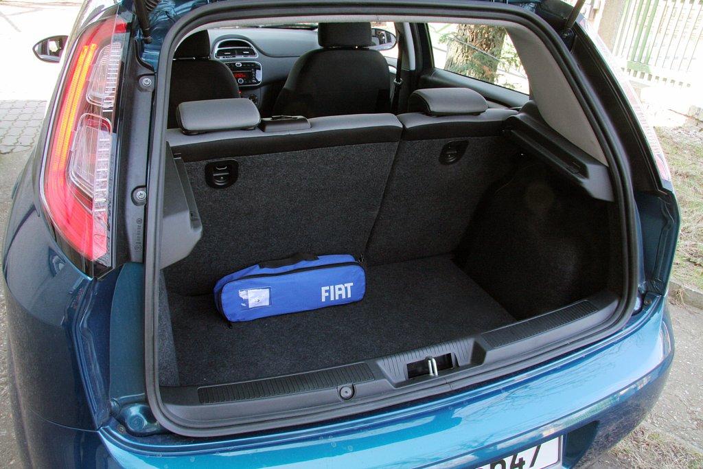 Automobily Fiat Punto 1.4 8V
