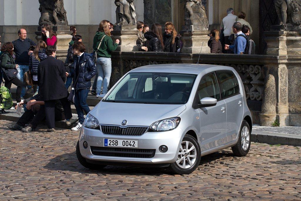 Automobily Škoda Citigo 5D 1.0 MPI Ambition