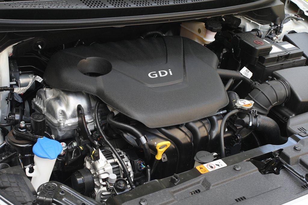 Automobily Kia Cee'd 1.6 GDI Exclusive